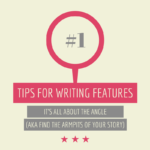 Tips for writing features #1: find the armpits