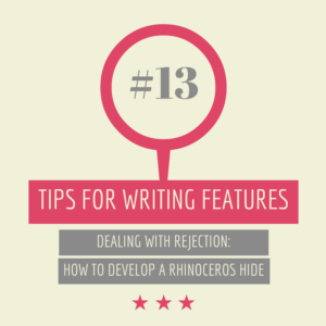 Tips for writing features #13