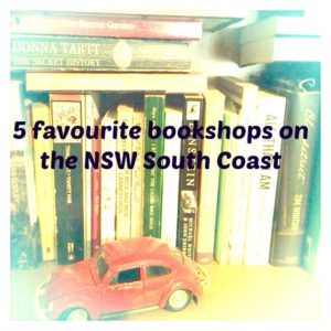 5 favourite bookshops on the NSW South Coast, Shoalhaven, Jervis Bay