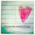 A few of my favourite author blogs