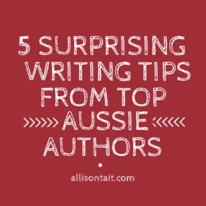 5 writing tips writing advice