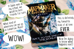 The Mapmaker Chronicles best book ever