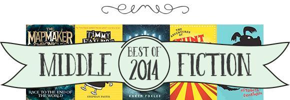 Best Middle Fiction 2014 Readings
