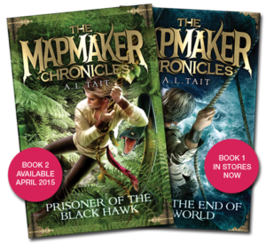 The Mapmaker Chronicles A.L.Tait