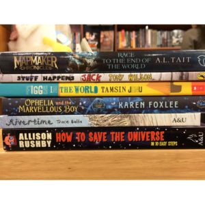Readings Children's Book Prize 2015 shortlist