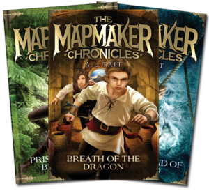 The Mapmaker Chronicles series