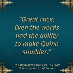 The Mapmaker Chronicles image quote