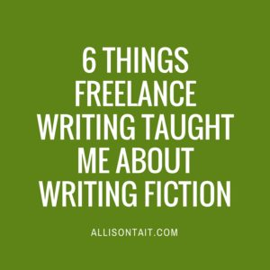 6 things freelance writing taught me