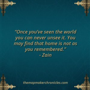 Quote from The Mapmaker Chronicles by A. L. Tait