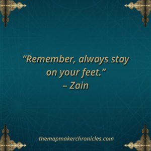 Quote: The Mapmaker Chronicles #2