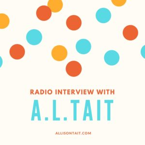 radio interview with A.L. Tait