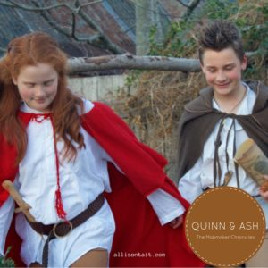 Book Week Quinn Ash The Mapmaker Chronicles 2