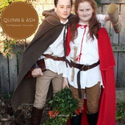 Book Week Quinn Ash The Mapmaker Chronicles
