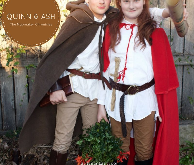How to be Quinn (The Mapmaker Chronicles) for Book Week