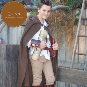 Book Week Quinn The Mapmaker Chronicles