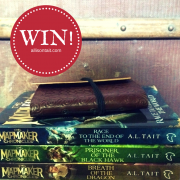 Win signed copies of The Mapmaker Chronicles