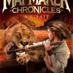 Cover reveal! The Mapmaker Chronicles: Beyond The Edge Of The Map (#4)
