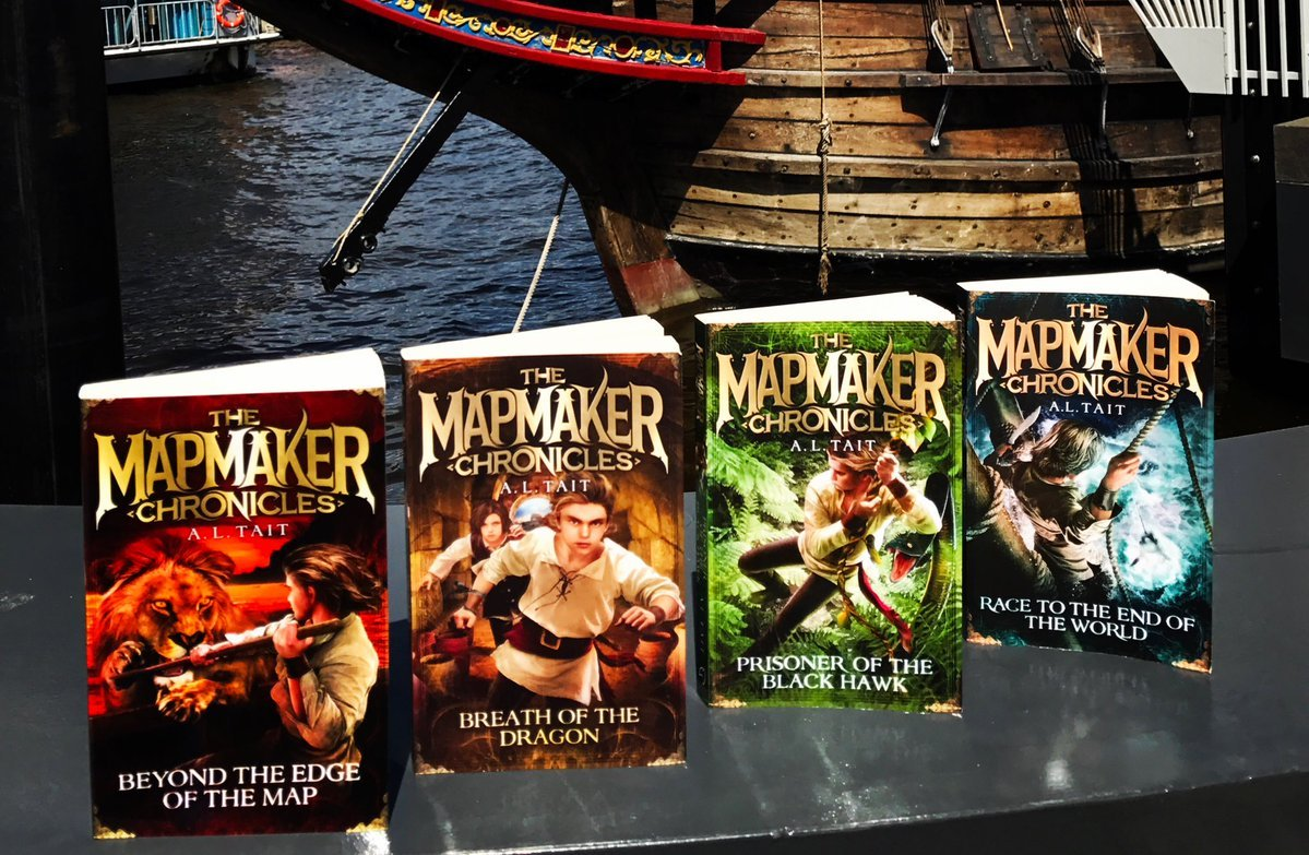 The Mapmaker Chronicles: Beyond The Edge Of The Map #4 is out now!