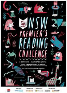 The NSW Premier's Reading Challenge is underway. Watch out for The Mapmaker Chronicles on the booklists | allisontait.com