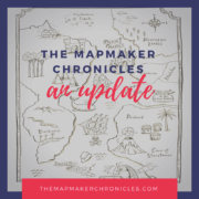 The Mapmaker Chronicles: adventure series for kids 9+ news