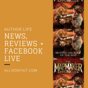A. L. Tait on news, reviews and Facebook Live