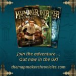 Today's the day! The Mapmaker Chronicles now in the UK!