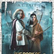 The Book Of Secrets (Ateban Cipher #1) by A.L. Tait, out 12 September 2017
