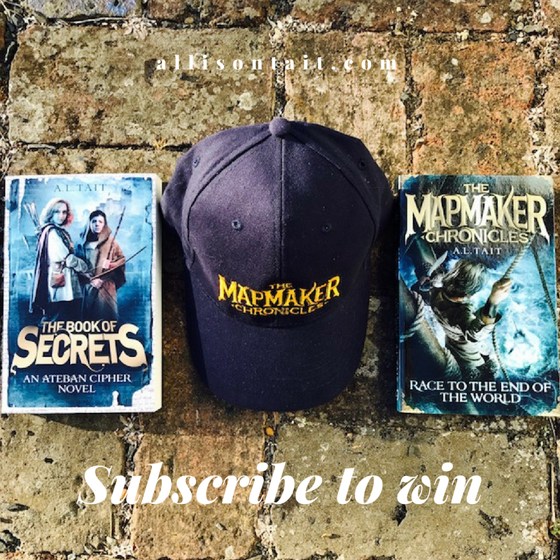 WIN: The Book Of Secrets (signed) plus more!