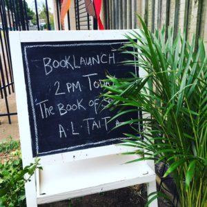 How to host a book launch