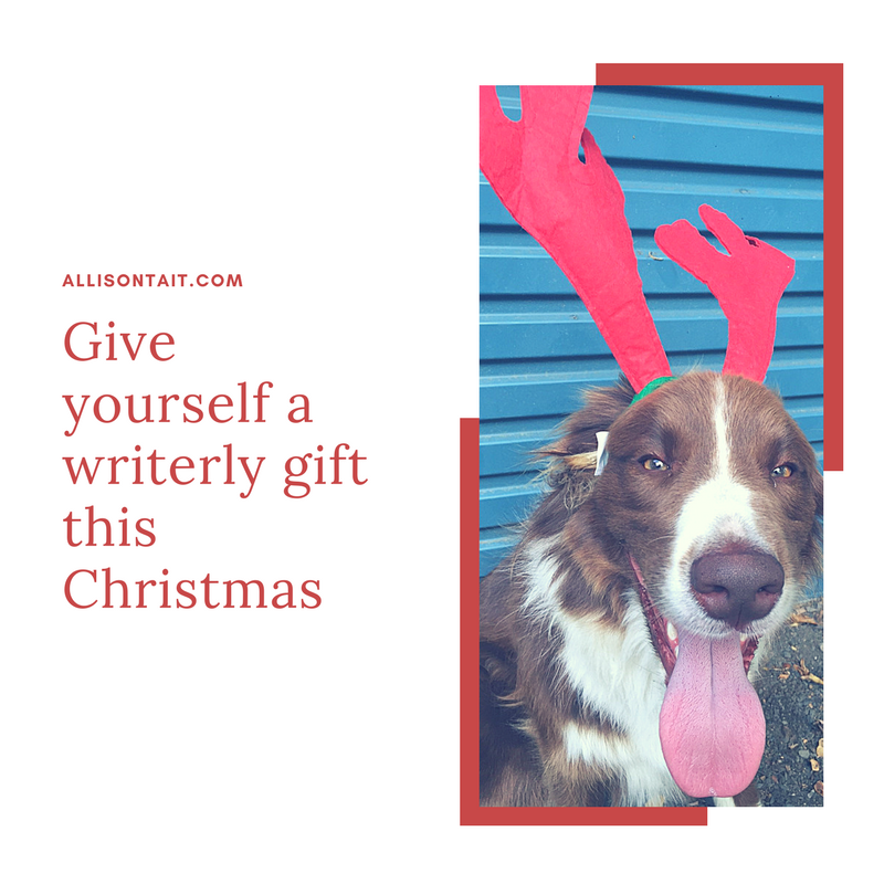 Give yourself a writerly gift this christmas allison tait 5 amazing gifts for australian writers allisontait solutioingenieria Image collections