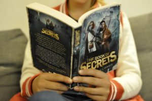 Review The Book Of Secrets A.L. Tait