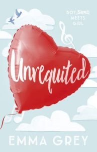 Unrequited: #loveozya novel about girl meets boyband