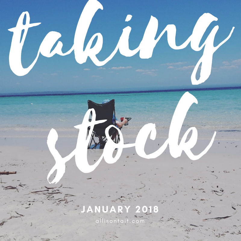 Taking Stock January 2018