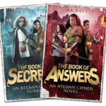 The Ateban Cipher series by A.L. Tait - adventure for boys and girls 9+