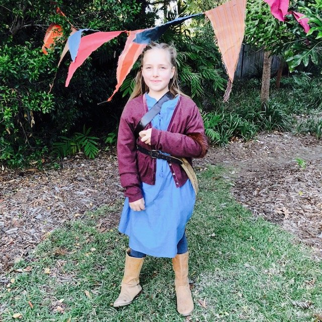 How to be Midge from The Ateban Cipher for Book Week   Allison Tait