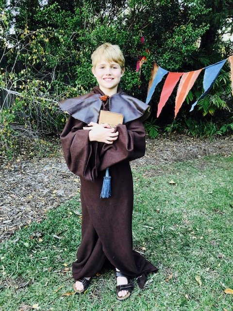 How to be Gabe from The Ateban Cipher for Book Week   Allison Tait