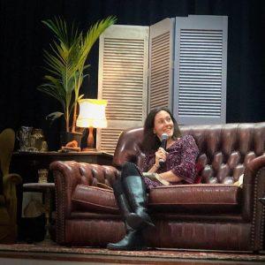 eleanor limprecht at shoalhaven writers festival 2018