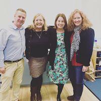 David Legge, Belinda Murrell, Louise Park and A. L. Tait | allisontait.com