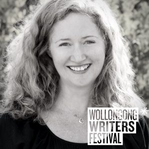 A. L. Tait at Wollongong Writers' Festival2018