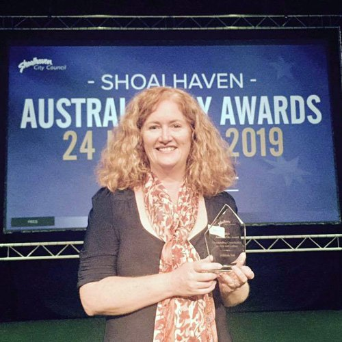 NEWS: That time I received an Australia Day Award