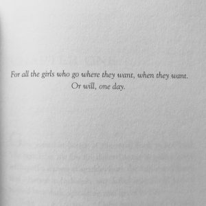 Dedication from The Book Of Secrets by A.L. Tait