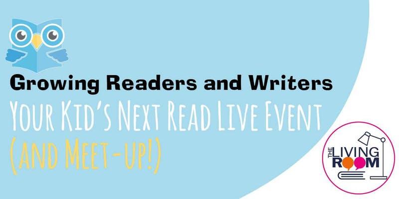 Your Kid's Next Read Live Event in Brisbane | allisontait.com