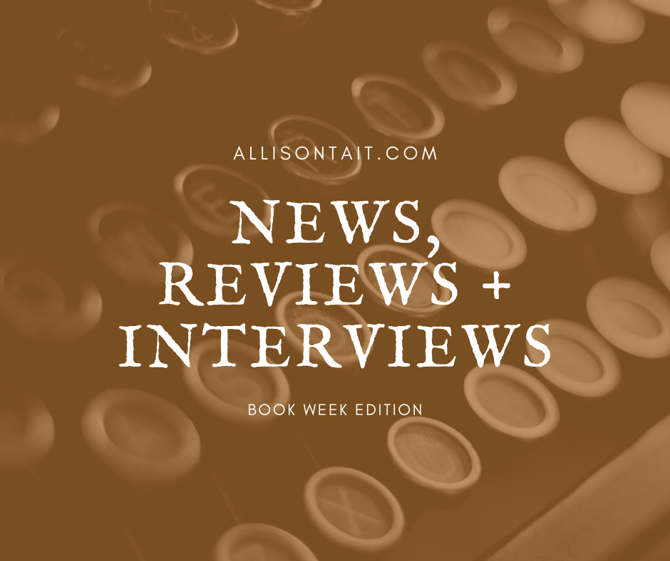 News, reviews + interviews (August 2019)