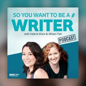 So you want to be a writer podcast tile