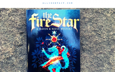 WIN a signed copy of THE FIRE STAR