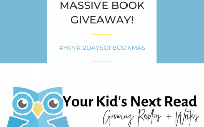 MASSIVE BOOK GIVEAWAY: #YKNR12DaysOfBookmas