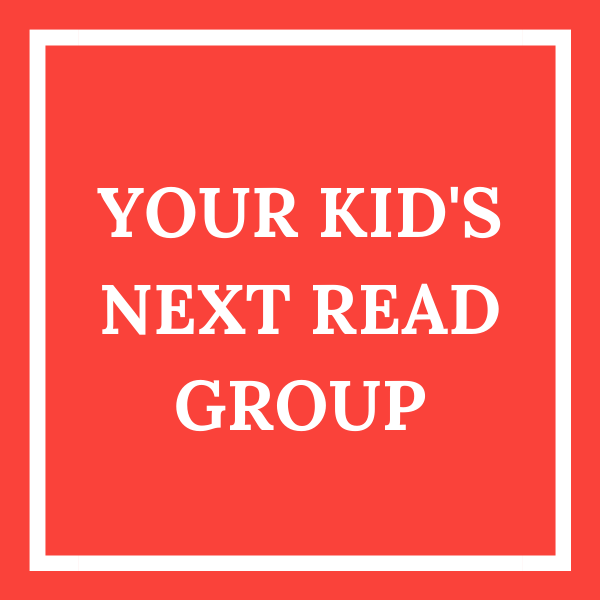 kids next read group tile red