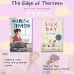 Book Week: Nova Weetman books