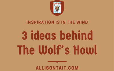 Inspiration is in the wind: 3 ideas behind The Wolf's Howl